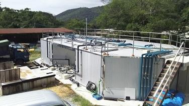小規模普及型バイオガス発電システムの全国展開